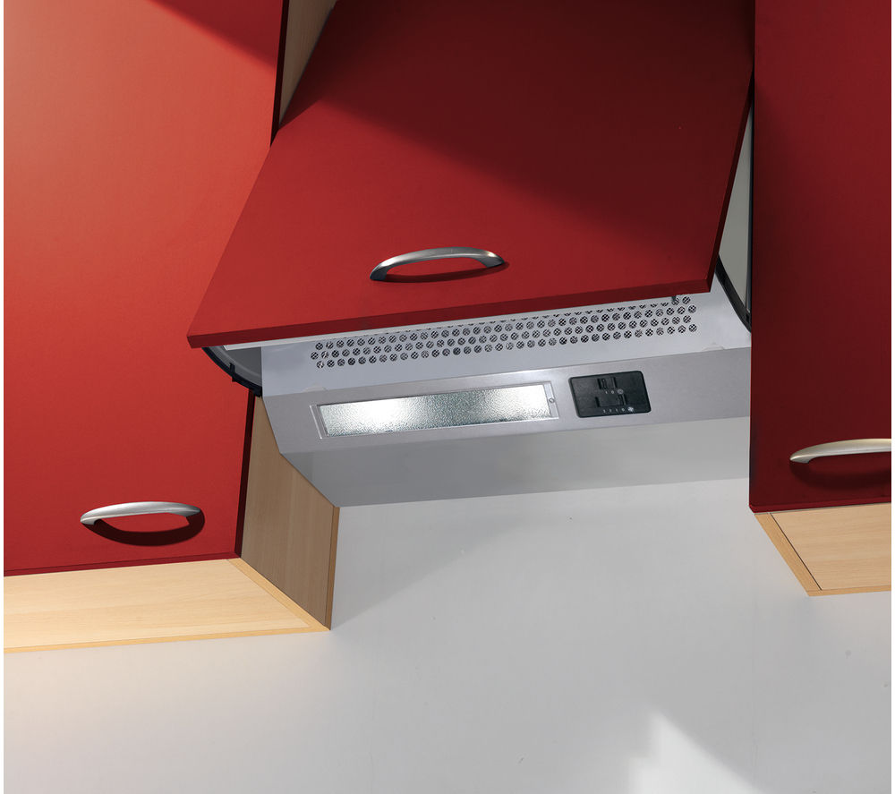 BAUMATIC BT08.8ME Canopy Cooker Hood - Grey