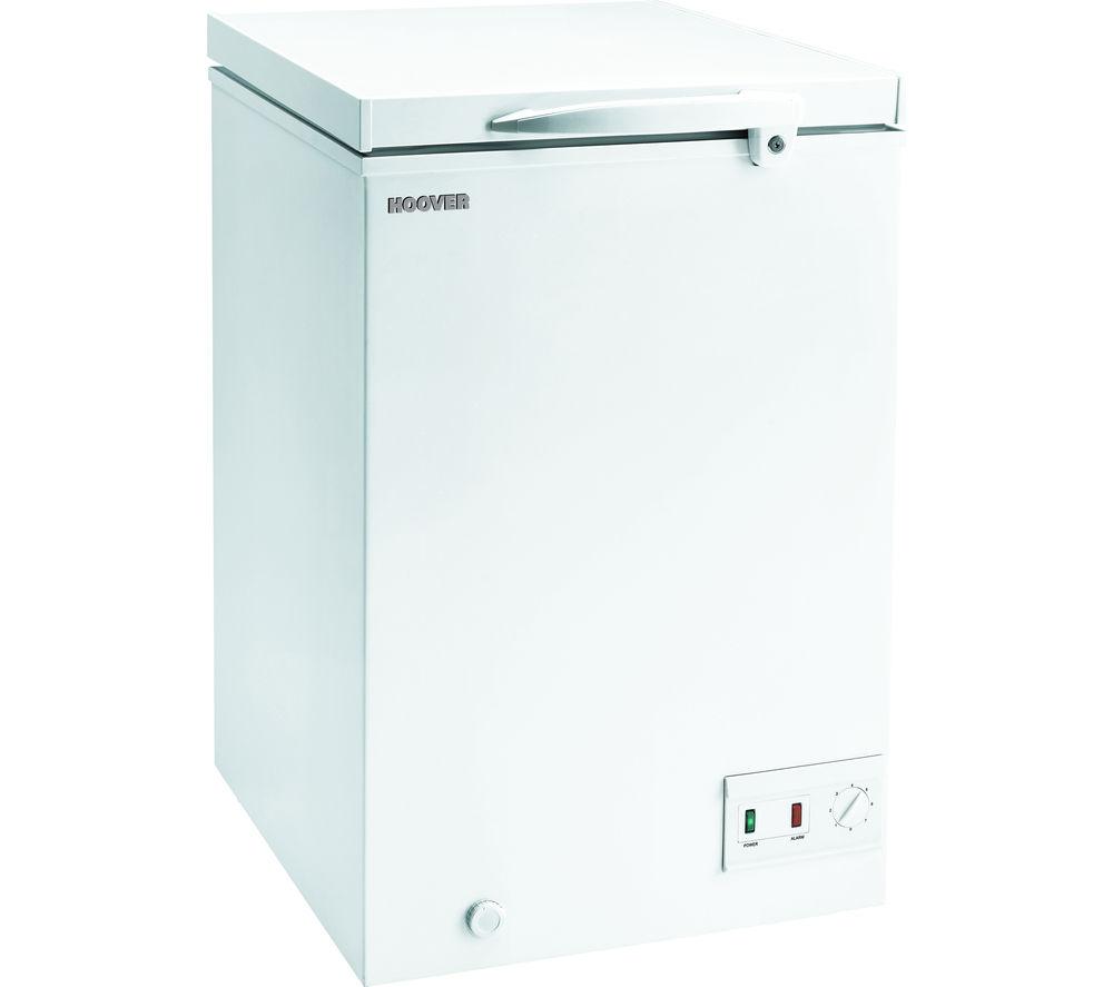 HOOVER CFH106AWK Chest Freezer - White
