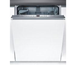 BOSCH SMV65M10GB Full-size Integrated Dishwasher