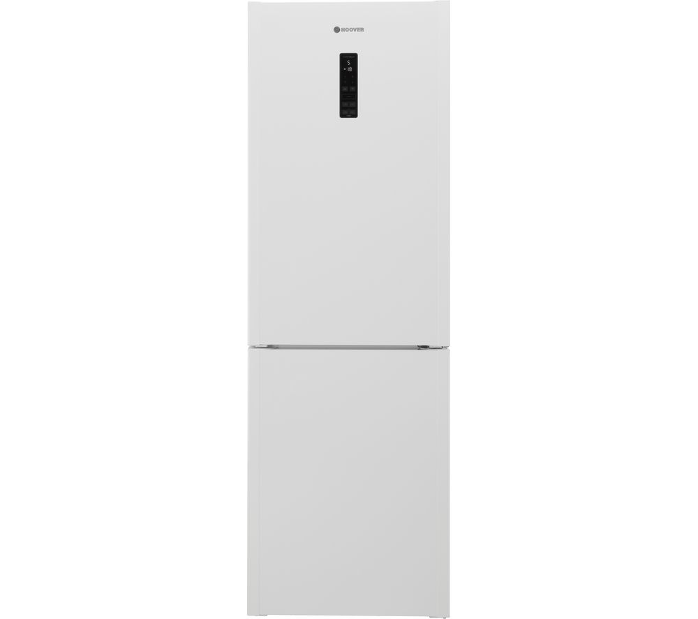 HOOVER  HDCN182WDK Fridge Freezer  White White