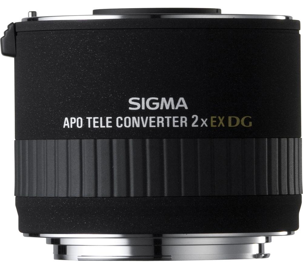 SIGMA 2.0 x Teleconverter EX APO DG - for Canon