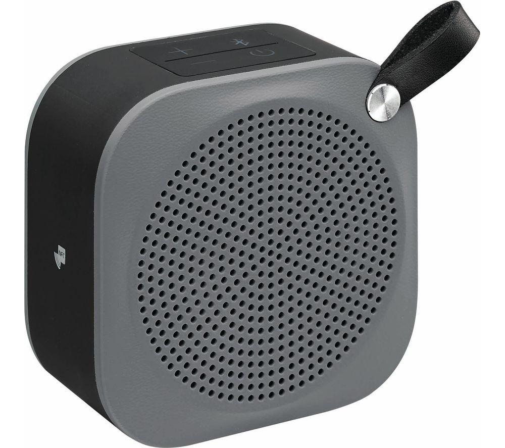 JVC SP-AD50-H Portable Bluetooth Wireless Speaker - Black