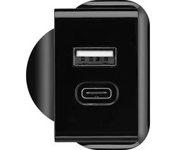 SANDSTROM S3AMC17 Universal USB Wall Charger - 1 m