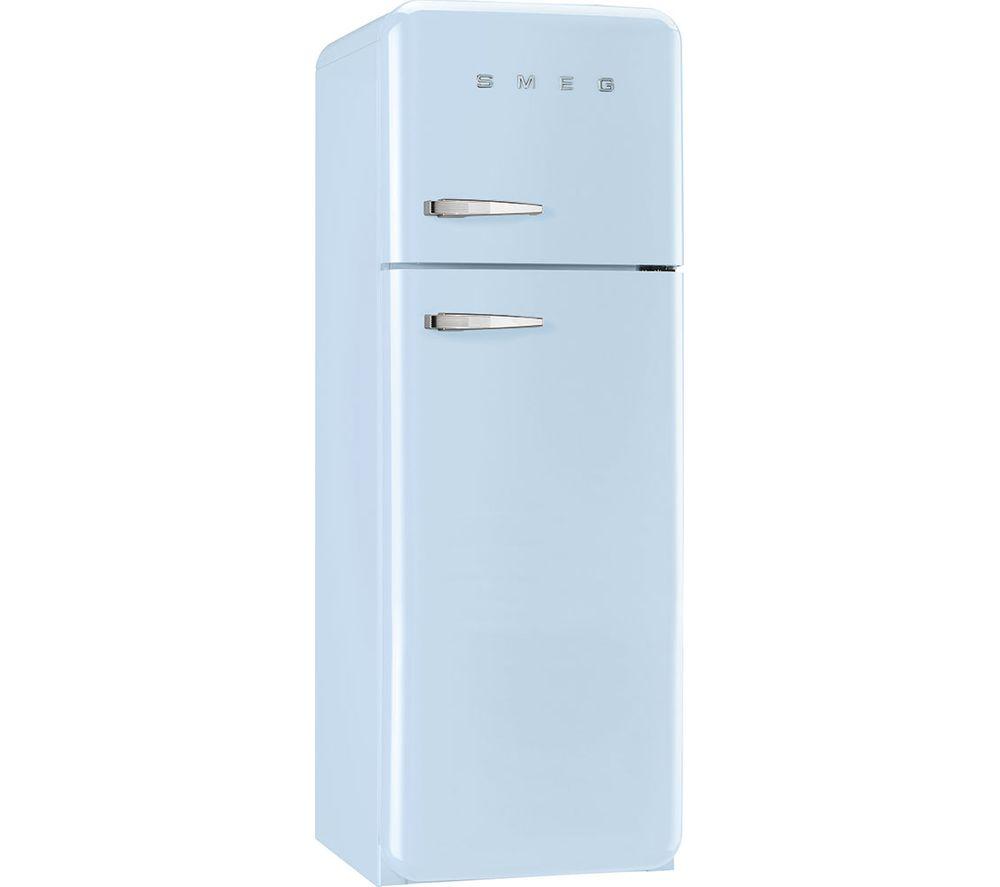 SMEG FAB30RFA 70/30 Fridge Freezer - Pastel Blue