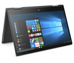 HP ENVY x360 15-bq051sa Touchscreen 2 in 1 - Dark Ash Silver