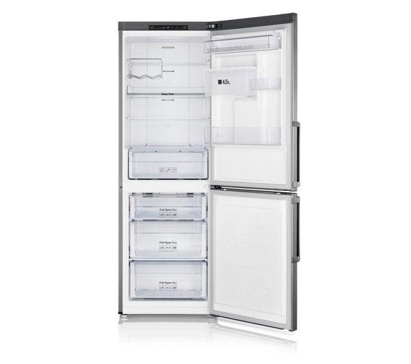 buy samsung rb29fwjndsa 60 40 fridge freezer silver. Black Bedroom Furniture Sets. Home Design Ideas