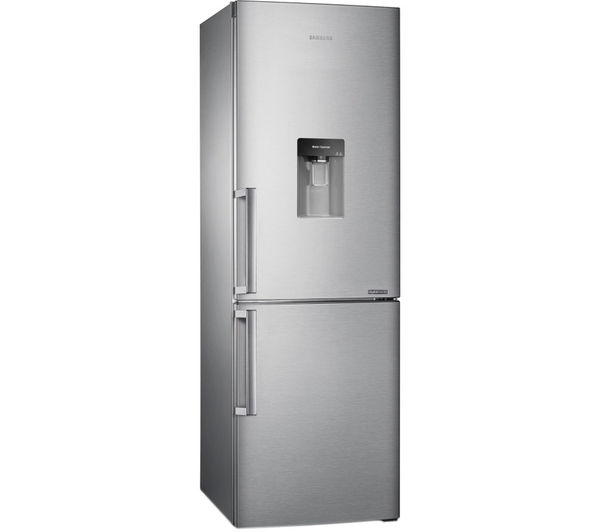 buy samsung rb29fwjndsa 60 40 fridge freezer silver free delivery currys. Black Bedroom Furniture Sets. Home Design Ideas