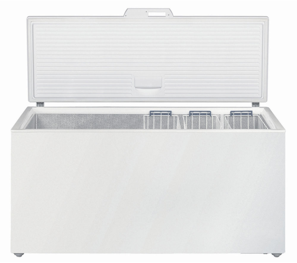 LIEBHERR GT6122 Chest Freezer - White