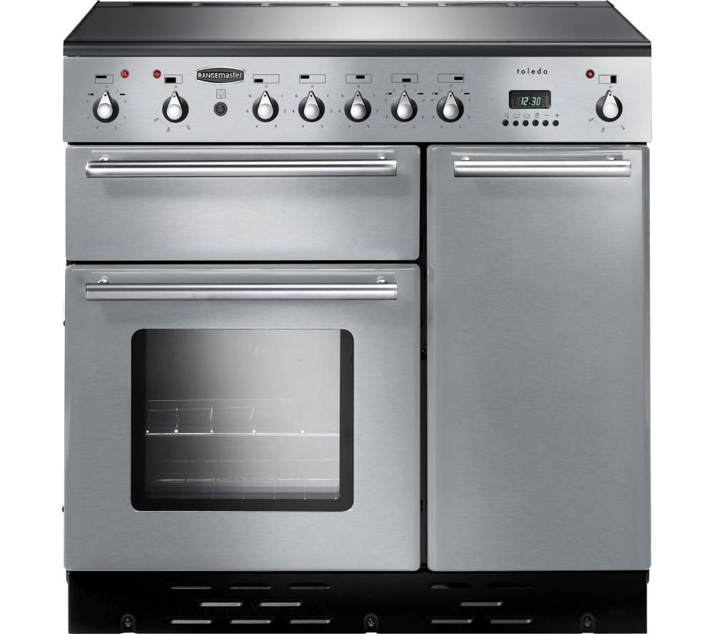 buy rangemaster toledo 90 electric induction range cooker. Black Bedroom Furniture Sets. Home Design Ideas