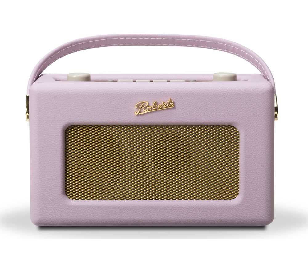 buy roberts revival rd60 portable dab radio pastel pink. Black Bedroom Furniture Sets. Home Design Ideas
