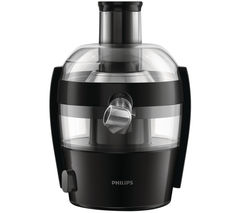 PHILIPS Viva HR1832/01 Juicer - Black
