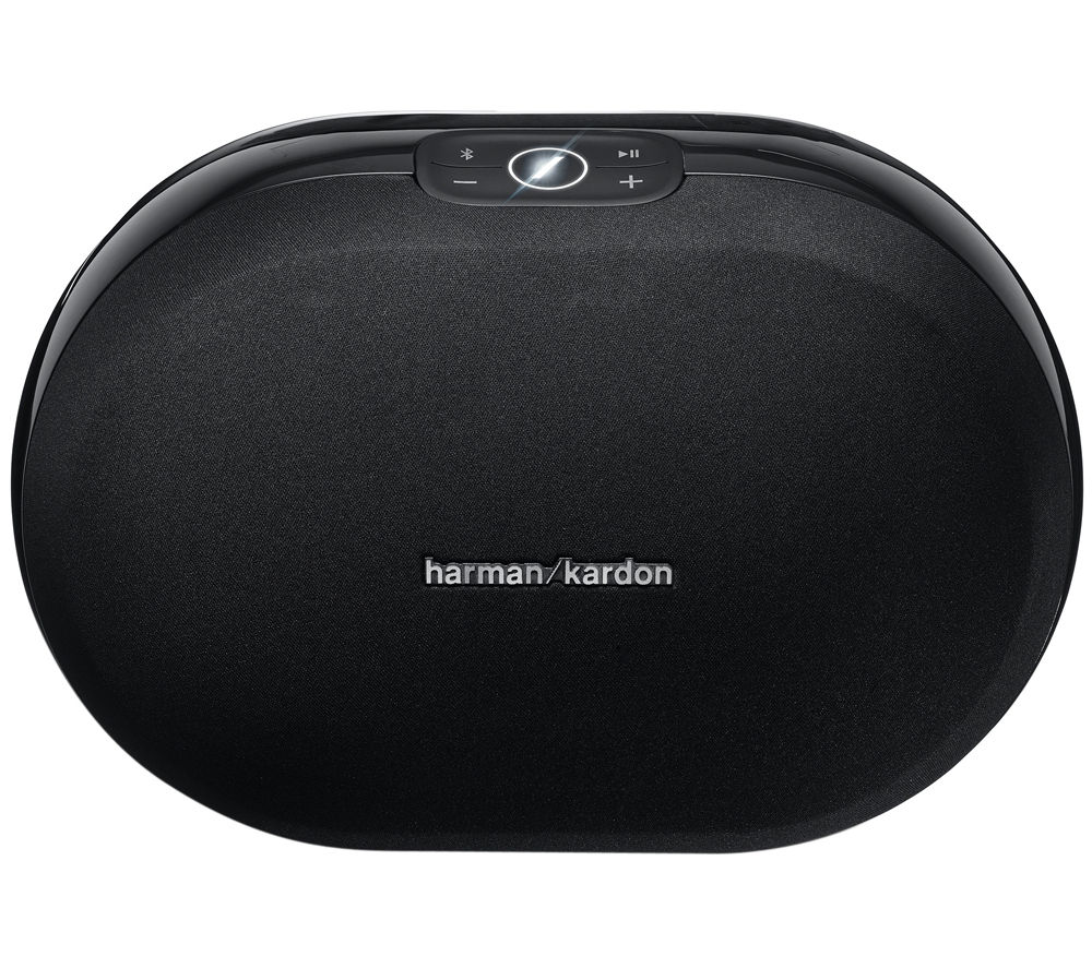 harman kardon omni 20 wireless multi room speaker black. Black Bedroom Furniture Sets. Home Design Ideas