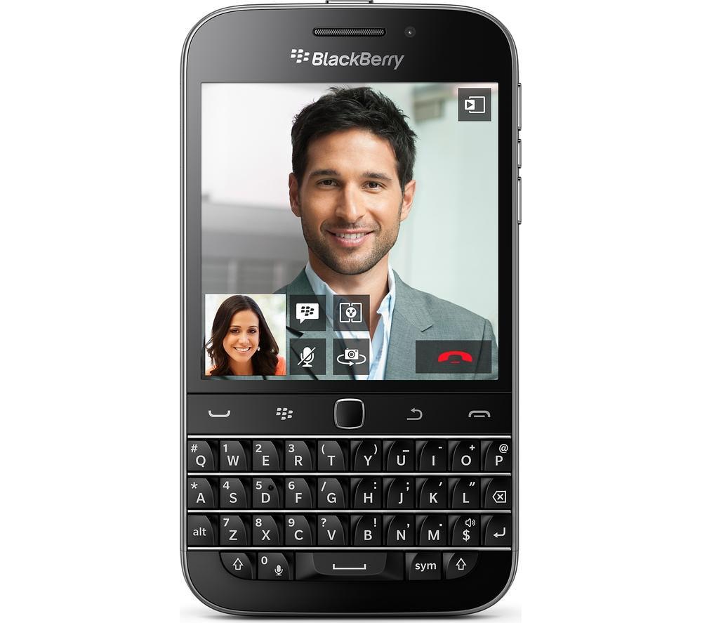 BLACKBERRY Classic - 16 GB, Black