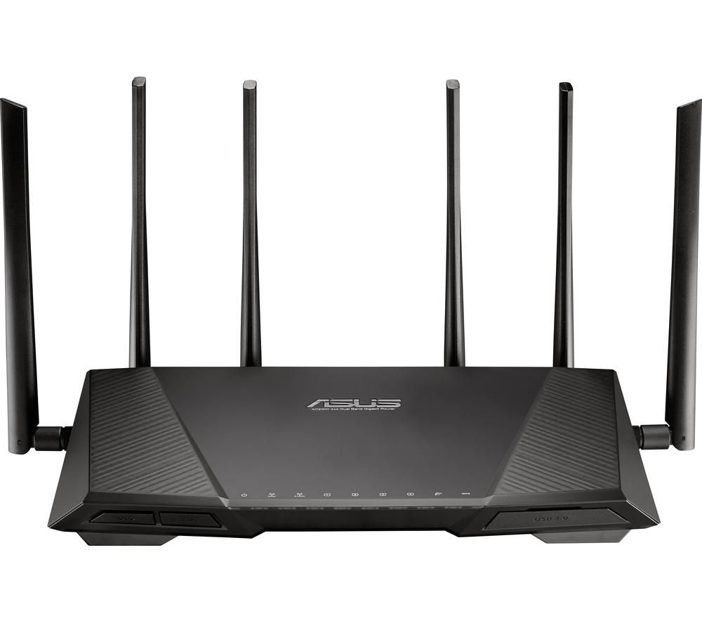 ASUS RT-AC3200 Wireless Cable & Fibre Router