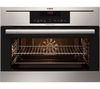 AEG KE8404021M Compact Electric Oven - Stainless Steel