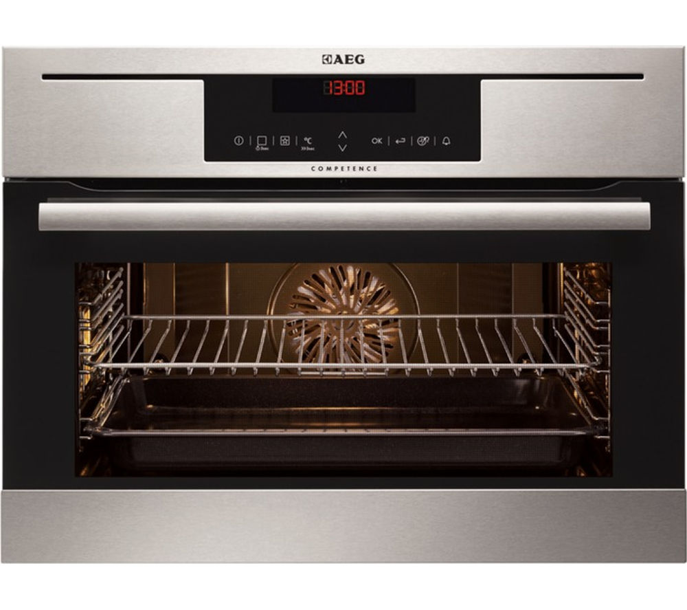 Buy AEG KE M pact Electric Oven Stainless Steel