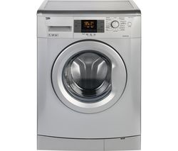 BEKO WMB714422S Washing Machine – Silver