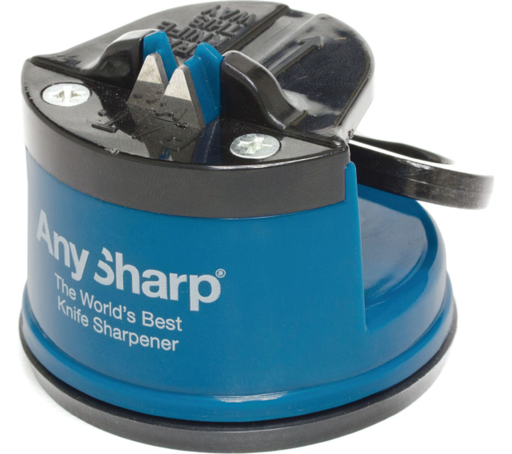 ANYSHARP  Knife Sharpener  Blue Blue