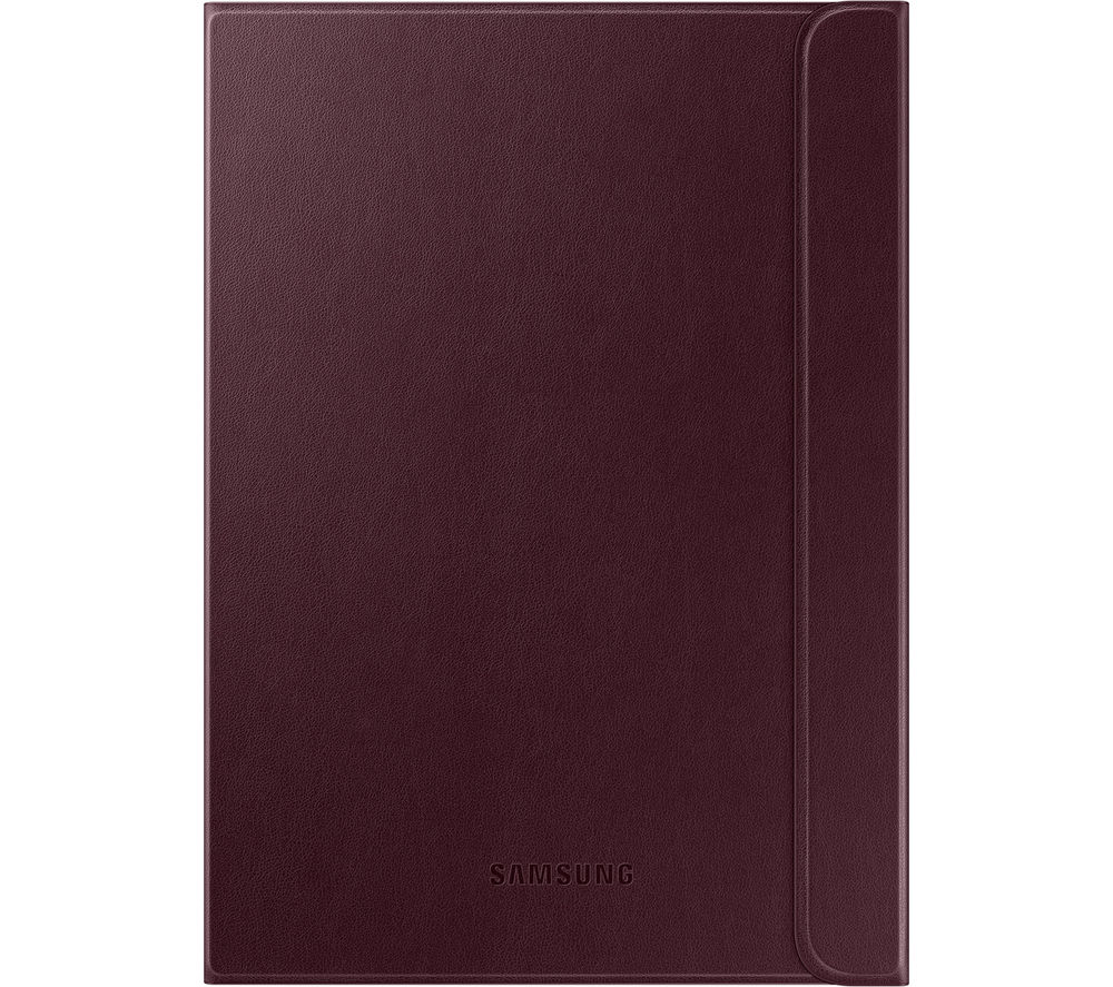 "SAMSUNG Galaxy Tab S2 9.7"" Book Cover - Red"