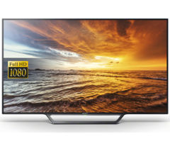 "SONY BRAVIA KDL48WD653BU Smart 48"" LED TV"