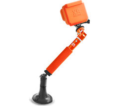 XSORIES XS Combo Fix Tilt & Shoot Monopod - Orange