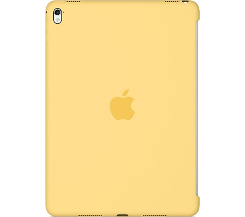 "APPLE Silicone iPad Pro 9.7"" Case - Yellow"