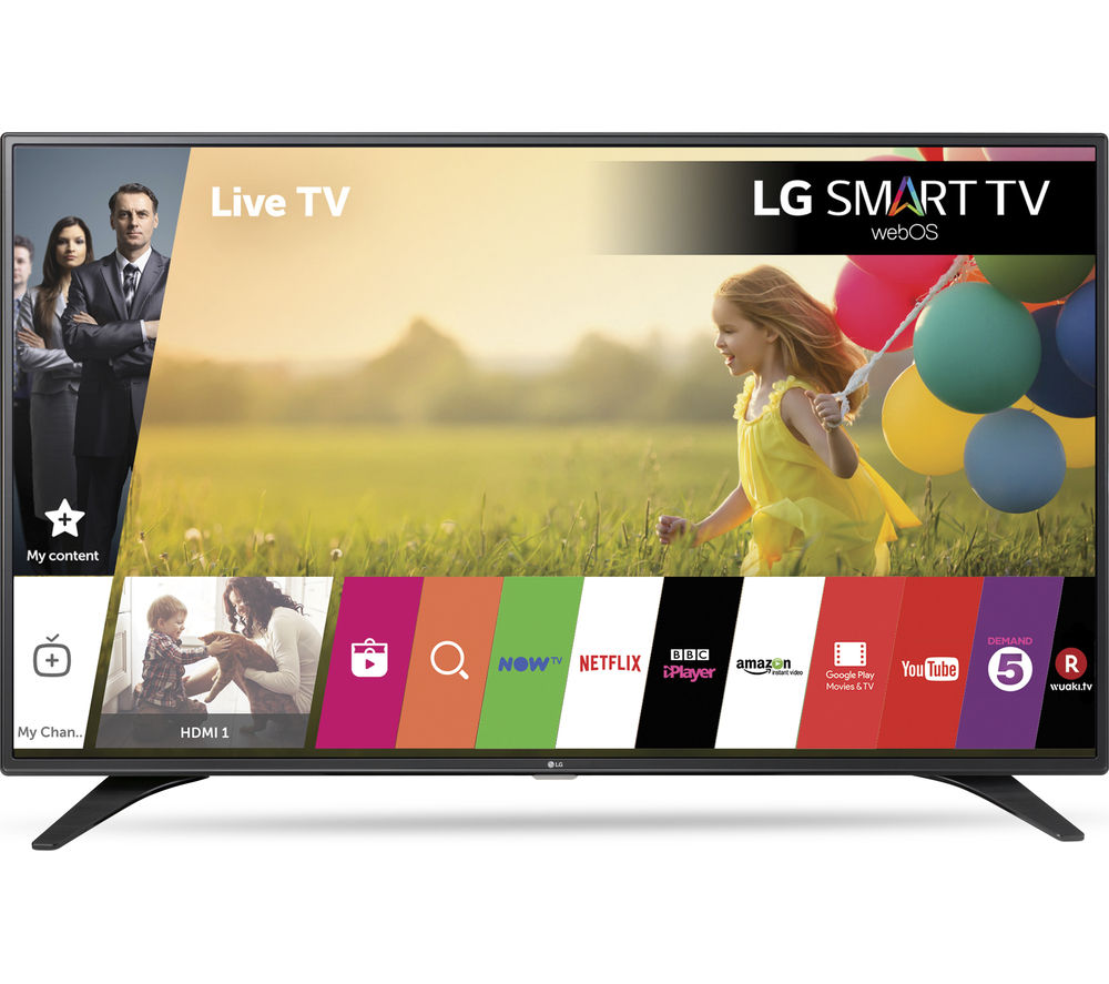"LG 43LH604V Smart 43"" LED TV"