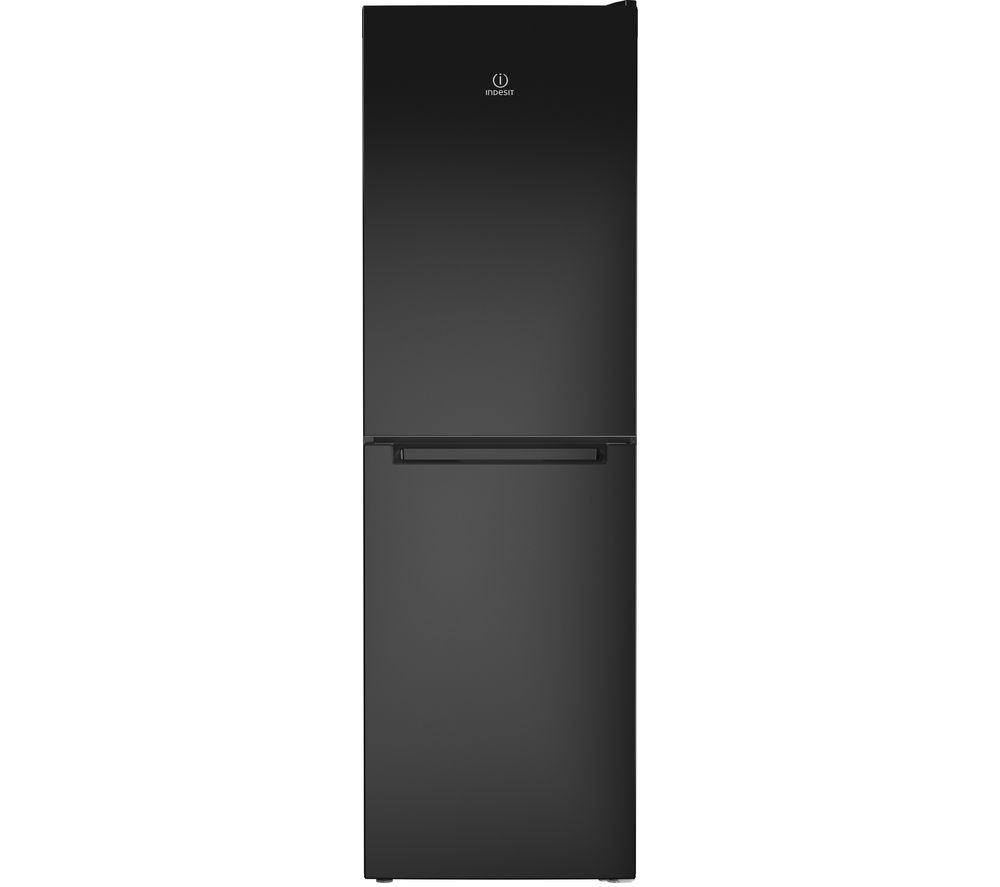 INDESIT  LD85F1K Fridge Freezer  Black Black