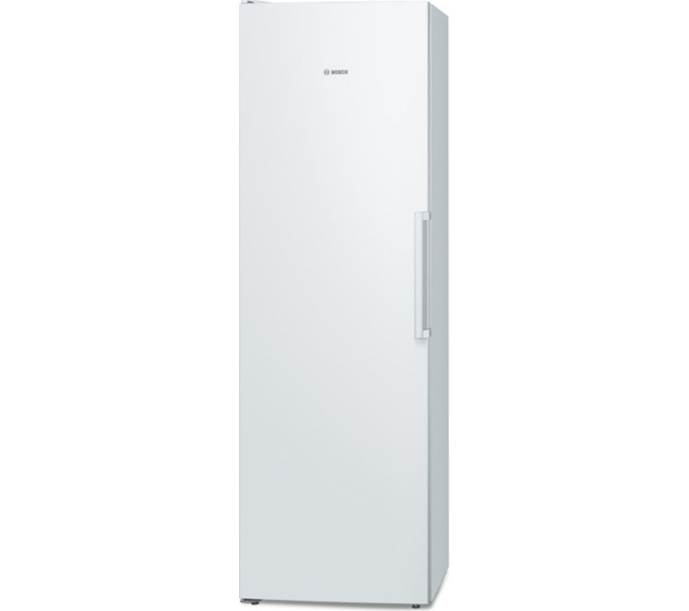 Image of BOSCH Serie 4 Exxcel KSV36VW30G Tall Fridge - White, White