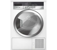 GRUNDIG GTN39250CGCW Heat Pump Tumble Dryer - White