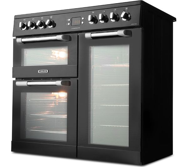 Buy Leisure Cusinemaster Cs90c530k Electric Ceramic Range