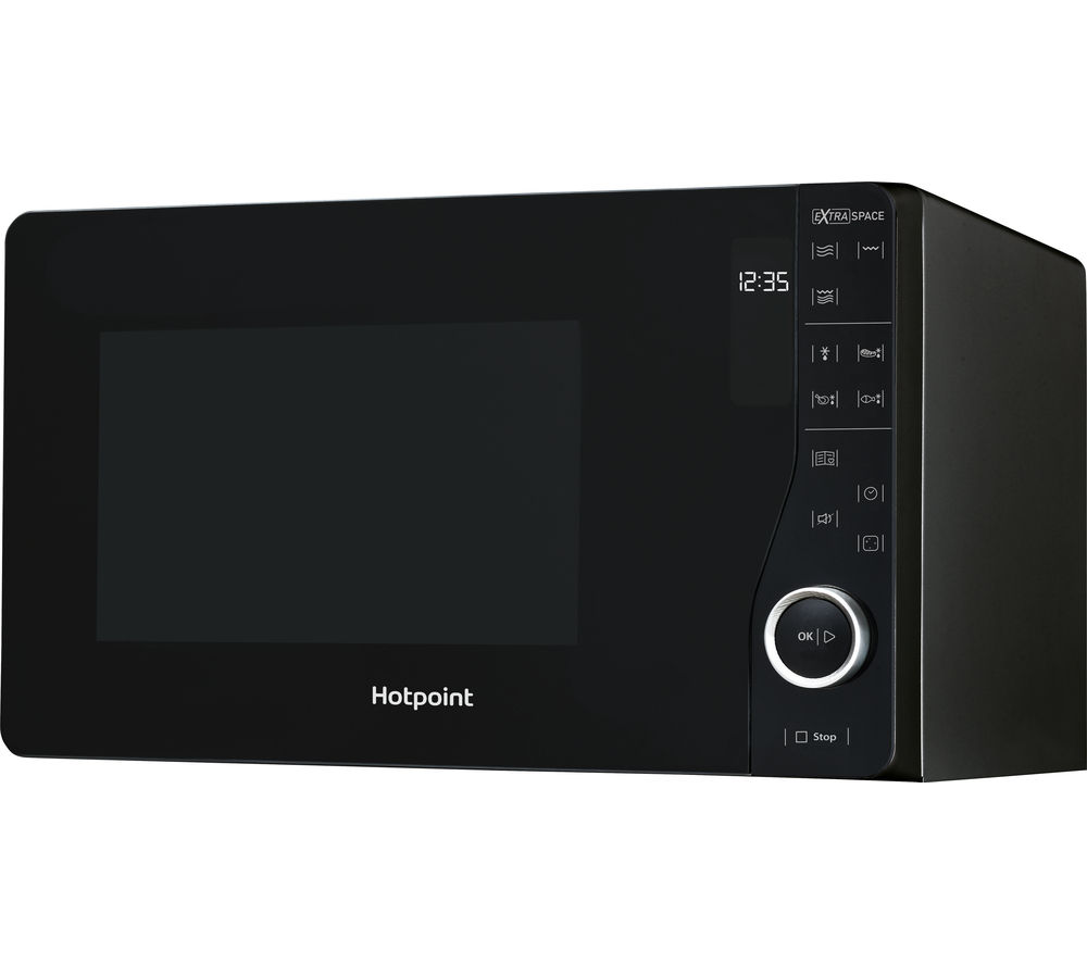 HOTPOINT Ultimate MWH 2622 MB Microwave with Grill - Black