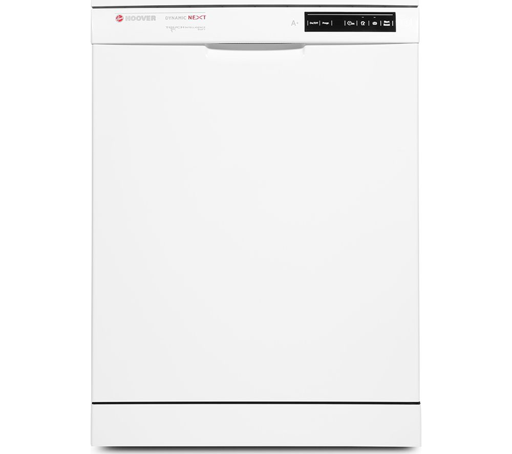 HOOVER  HDP 1D39W Fullsize Dishwasher  White White