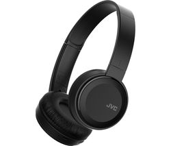JVC HA-S30BT-B-E Wireless Bluetooth Headphones - Black