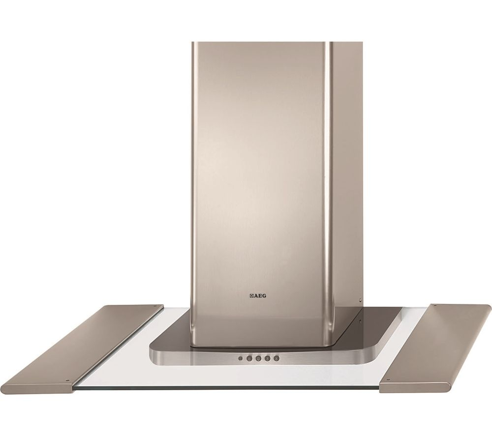 AEG  HD6470M Chimney Cooker Hood  Stainless Steel Stainless Steel
