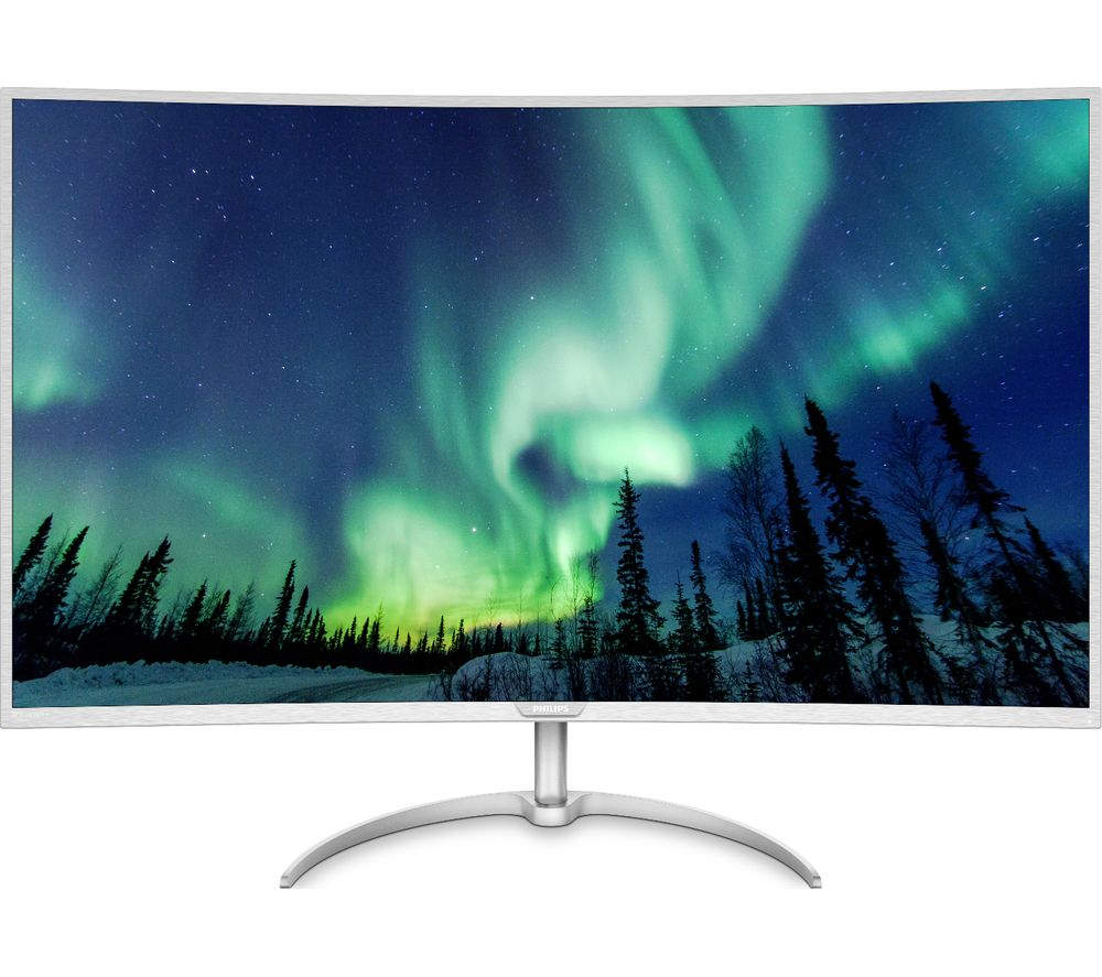 40 Philips Philips BDM4037UW  4K Ultra HD Curved LED Monitor
