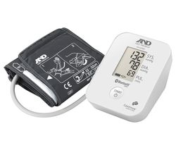 A&D INSTRUMENTS UA-651BLE Upper Arm Blood Pressure Monitor