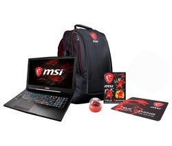 "MSI GL62M 7RD 277UK 15.6"" Gaming Laptop - Black"