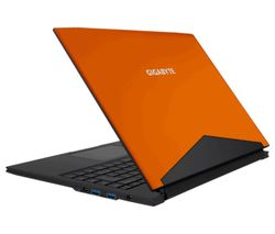 GIGABYTE Aero 14 V7 CF20 Gaming Laptop - Orange & Black