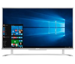 "ACER C24-760 23.8"" All-in-One PC - Silver"