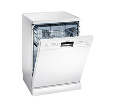 SIEMENS SN25M280GB Full-size Dishwasher - White