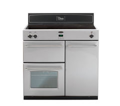 BELLING Classic 900Ei Electric Induciton Range Cooker - Silver