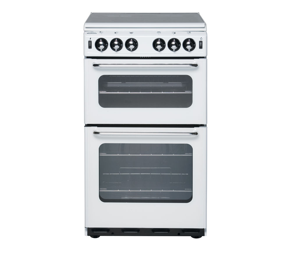 NEW WORLD  500TSIDL Gas Cooker  White White