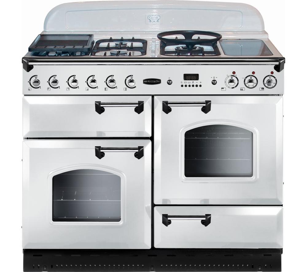buy rangemaster classic 110 dual fuel range cooker all. Black Bedroom Furniture Sets. Home Design Ideas