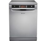 HOTPOINT Ultima FDUD 44110X Full-size Dishwasher - Stainless Steel