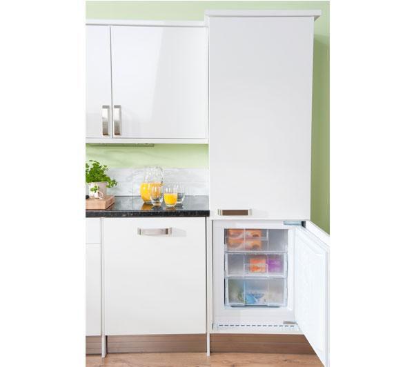 Buy beko bc73f integrated fridge freezer free delivery - Integrated freezer ...