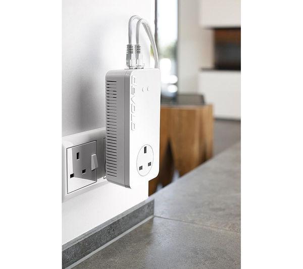 Image of DEVOLO dLAN 1200+ Wireless Powerline Adapter Add-On
