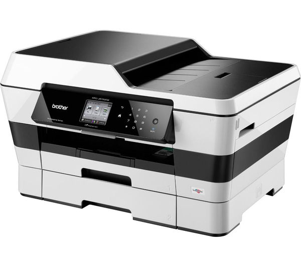 Image of BROTHER MFCJ6720DW All-in-One Wireless A3 Inkjet Printer with Fax