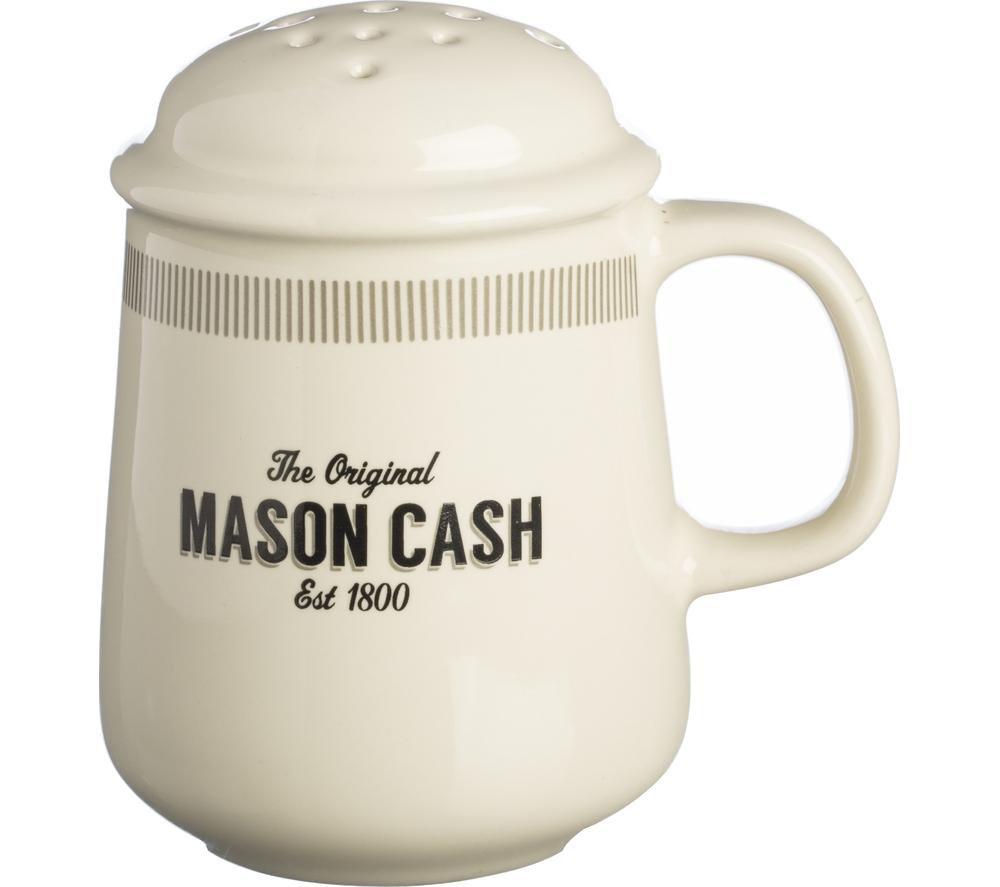 MASON CASH Baker Lane Flour Shaker - Cream