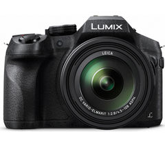 PANASONIC DMC-FZ330EBK Bridge Camera - Black